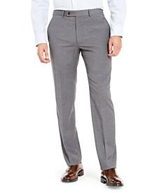 Men's Wool Blend Classic-Fit UltraFlex Stretch Dress Pants