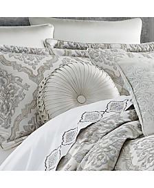 Eleanora Tufted Round Decorative Throw Pillow