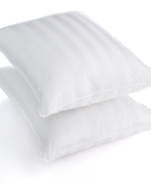 Pacific Coast Luxeloft Down Standard Pillow, Hyperclean Down Fill, 500 Thread Count Egyptian Cotton Cover Bedding