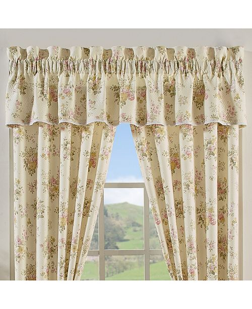 Piper & Wright Jackie Window Straight Valance