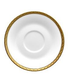 Charlotta Gold Saucer