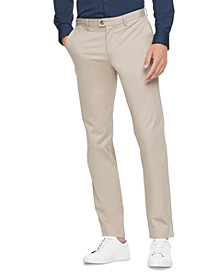 Men's Refined Stretch Slim Fit Chinos
