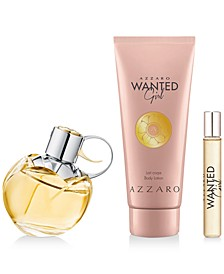 Wanted Girl 3-Pc. Gift Set