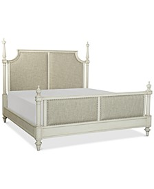 Barclay King Upholstered Bed