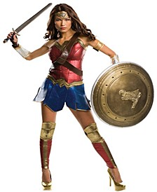 Buy Seasons Women's Batman V Superman: Dawn of Justice Wonder Woman Grand Heritage Costume