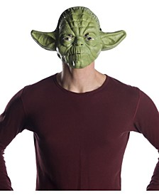 Buy Seasons Men's Star Wars Classic Ben Cooper Yoda Mask