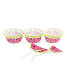 Watermelon Cupcake Kit