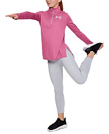 Under Armour Girls' Tech™ ½ Zip