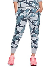 Big Girls Rival Printed Joggers