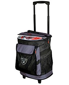 Oakland Raiders Rolling Cooler