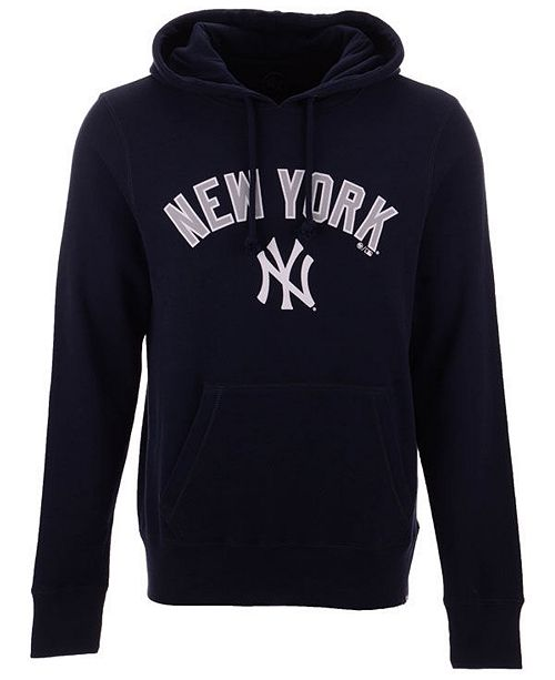competitive price bf783 de98b Men's New York Yankees Headline Hoodie
