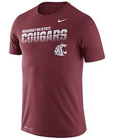 Nike Men's Washington State Cougars Legend Sideline T-Shirt