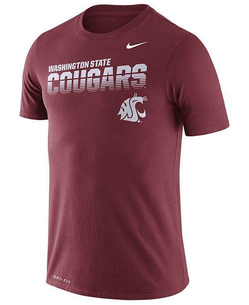 huge discount 3cda7 ad270 Men's Washington State Cougars Legend Sideline T-Shirt