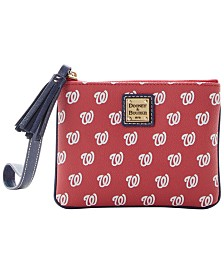 Dooney & Bourke Washington Nationals Stadium Wristlet