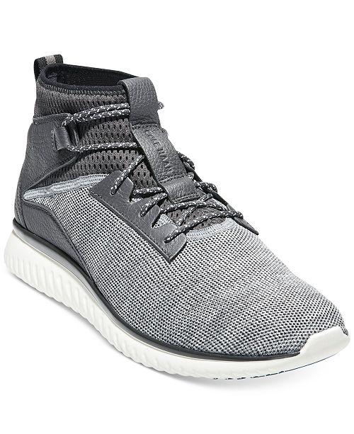 Cole Haan Men's GrandMøtion Mid Sneakers