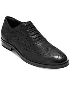 Men's Lewis Grand Wingtip Oxfords