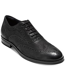Cole Haan Men's Lewis Grand Wingtip Oxfords