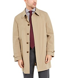Men's Stanza Classic-Fit Raincoat