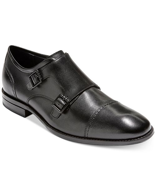 Cole Haan Men's Warner Grand Monk Shoes