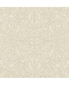 """20.5"""" x 396"""" Fenice Scroll Wallpaper"""