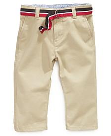 Baby Boys Chester Khaki Pants