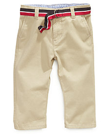Tommy Hilfiger Baby Boys Chester Khaki Pants