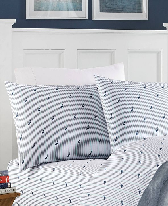 Nautica Audley Queen Sheet Set