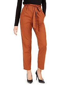 Becca Tilley x Paperbag-Waist Pants, Created For Macy's