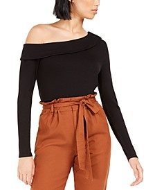 Becca Tilley x One-Shoulder Top, Created for Macy's