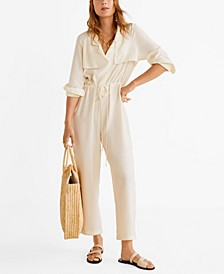 Flowy Long Jumpsuit