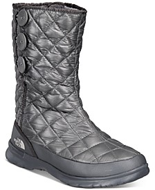 Women's ThermoBall Button-Up Boots