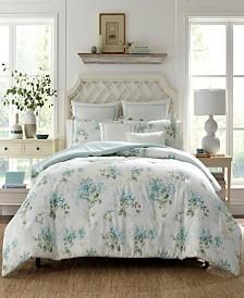 Laura Ashley Honeysuckle Full/Queen Comforter Set