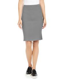 Eileen Fisher Wool Pencil Skirt
