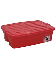 10 Gallon Underbed Storage Organizer Tote