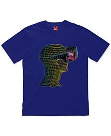 Men's Virtual Reality Graphic T-Shirt