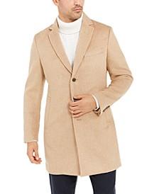 Men's Bruno Topcoat, Created for Macy's