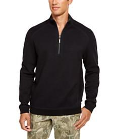 Tommy Bahama Men's Flip Side Classic-Fit Reversible Half-Zip Sweatshirt, Created For Macy's