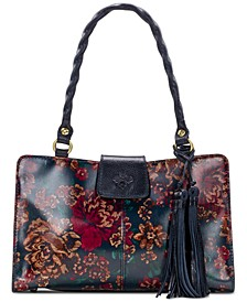 Fall Tapestry Rienzo Satchel