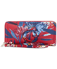 Chrissy Zip Around Wallet