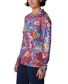 Women's PFG Super Tidal Tee Printed Hoodie