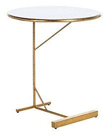 Sionne C-Shape Side Table