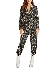 RACHEL Rachel Roy Carin Floral-Print Jogger Pants