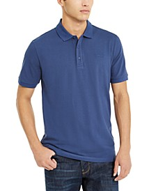 Men's Reverse Logo Polo Shirt