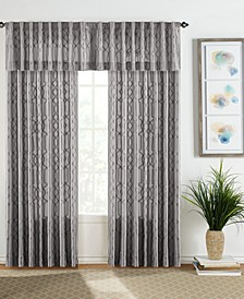 Adalina Pocket Rod Curtain Collection