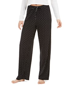 Hue® Dot-Print Pajama Pants