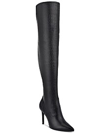 GUESS Baylie Over-The-Knee Boots