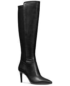 Dorothy Leather Flex Tall Boots