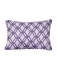 "Harper Lane Isabelle Printed Oblong Pillow, 12"" x 18"""