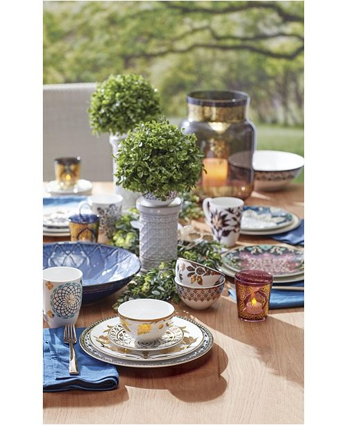 Lenox Global Tapestry Dinnerware Collection