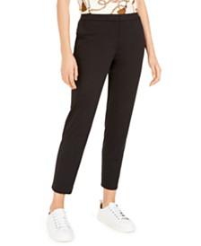 Bar III Straight-Leg Pants, Created For Macy's